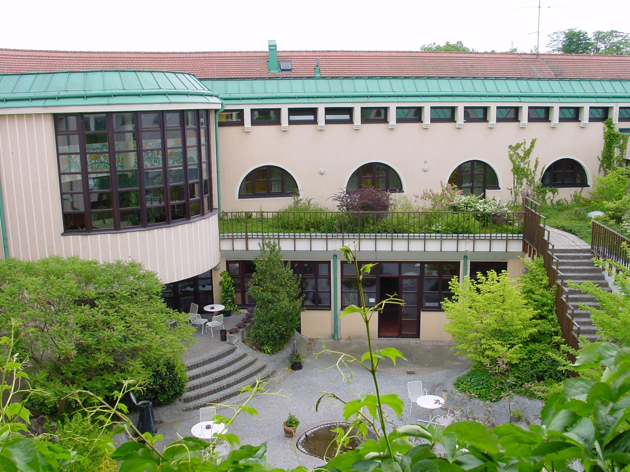 Internatsinnenhof