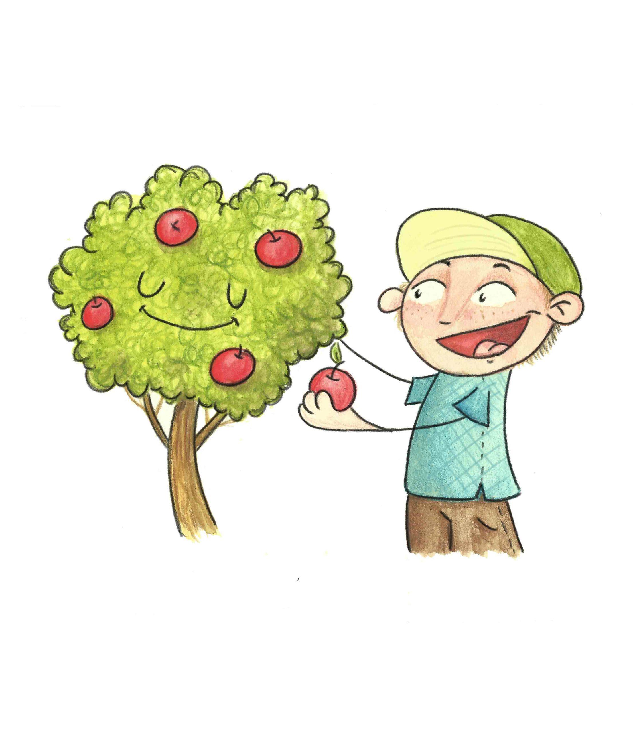 ÖKO-Apfelbaum