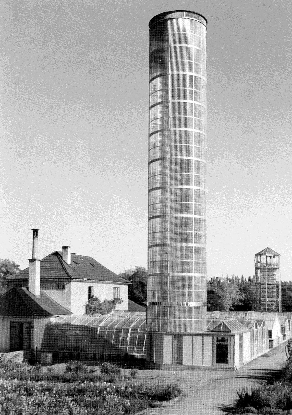 1964-Ruthnerturm Langenlois